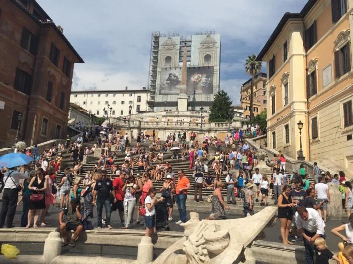 Spanish Steps, history, roman history, Rome, Italy, Europe, travel, wanderlust