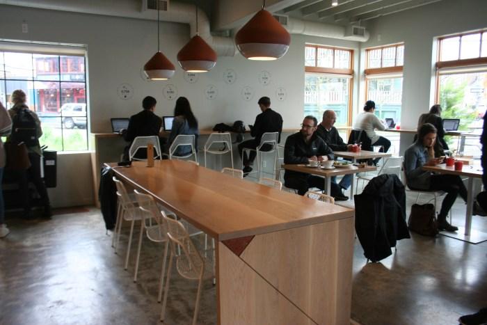 Upper Left Roasters, Portland, Oregon, Hawthorne, cafe, roastery, coffee, brunch, toasts