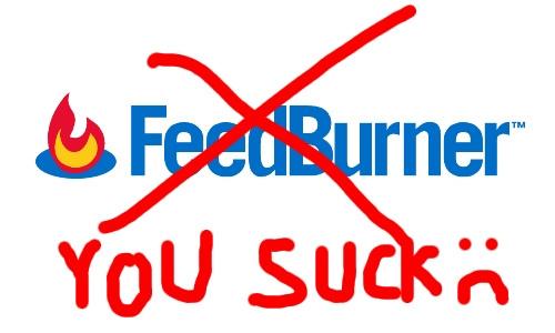 Subscribers on Feedburner