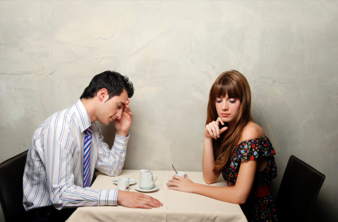 Having Confident Body Language On A Date