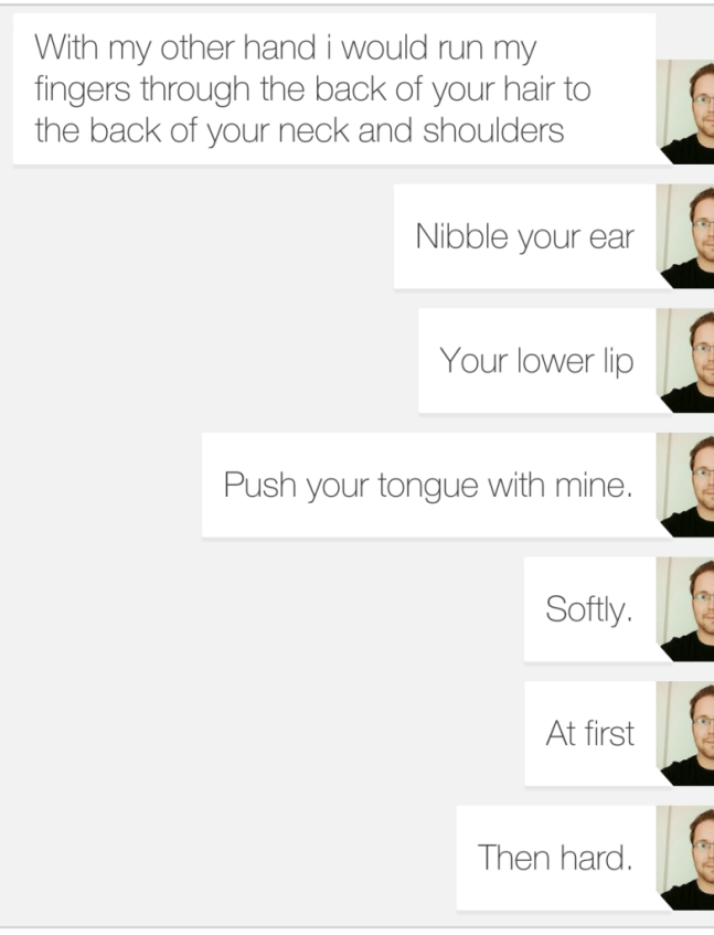 dirty texting