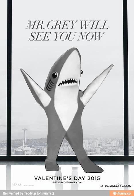 50 shades of grey, super bowl shark, 50 shades of grey review, bastard keith, betty mars, the urban dater