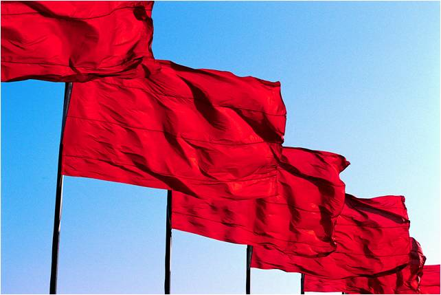 Red Flags & Self Sabotage