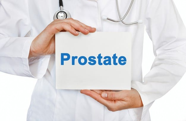What is prostate milking?