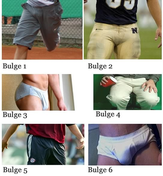 attack of the man bulge
