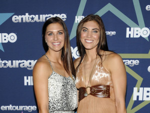 hope solo and alex morgan sexy athletes