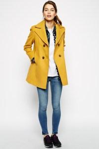 Asos Pea coat
