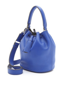 Anya Hindmarck bucket bag