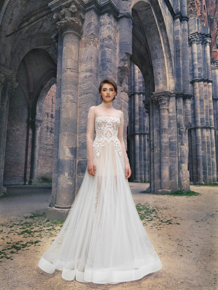 First Edition Of Bucharest Bridal Fashion Show Expomariage 2016