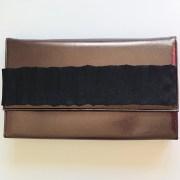 geanta piele bronz mydreambag accesoriu detasabil negru sashaccessories