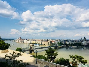Budapesta si Podul cu Lanturi