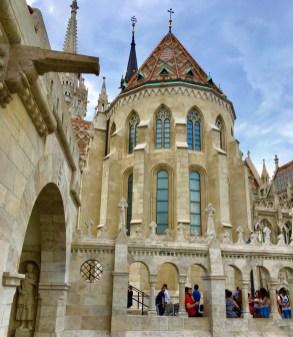 Bastionul Pescarilor vacanta Budapesta