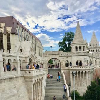 Bastionul Pescarilor budapesta theurandiva blog
