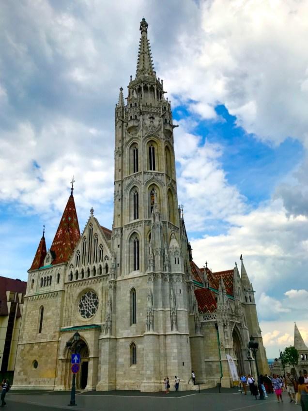 biserica Matthias
