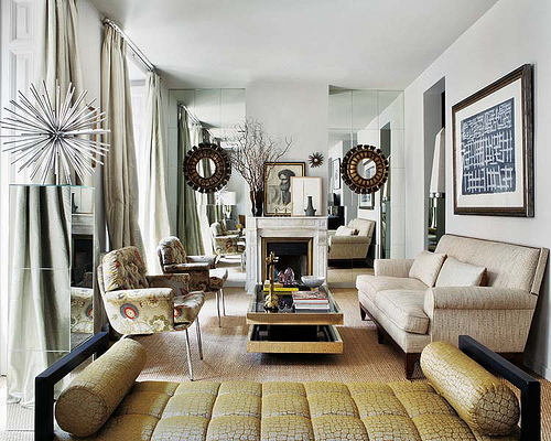 Well Styled Living Room