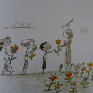 floral inclusion