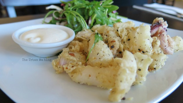 Rustique calamari The Urban Ma
