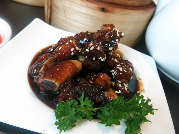 The Urban Ma sticky ribs