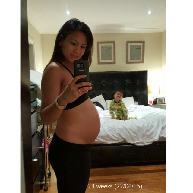 23 week update pregnancy