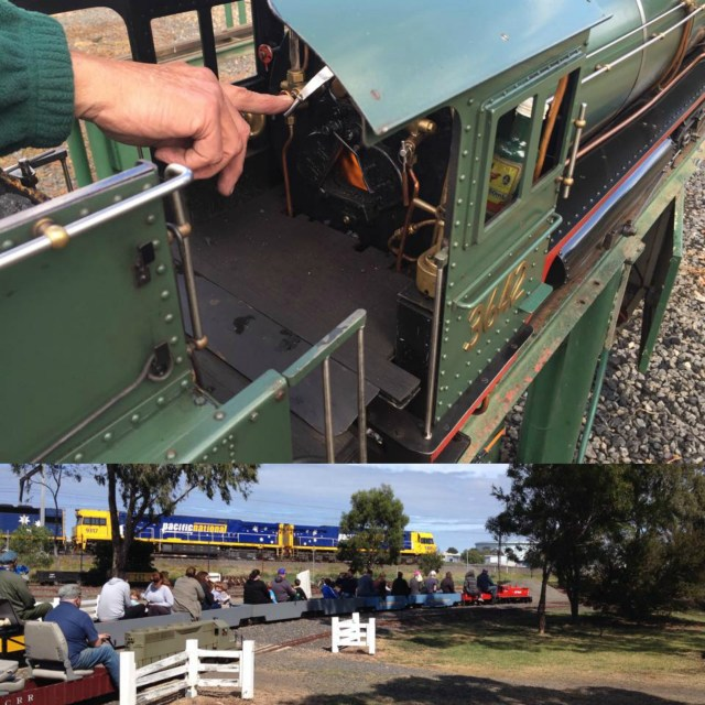 Altona Miniature Railway