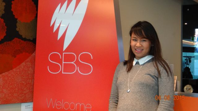 SBS radio interview The Urban Ma Pinoy Melbourne