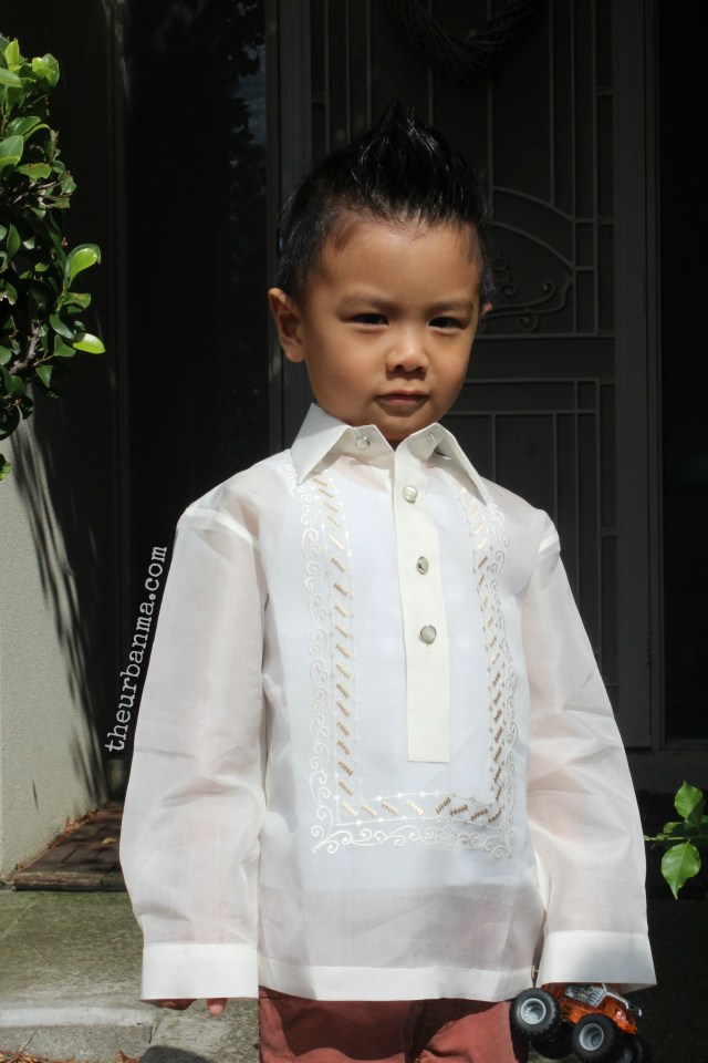 The Urban Ma barong