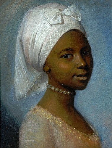 Jean Etienne Liotard, Portrait of a Young Woman