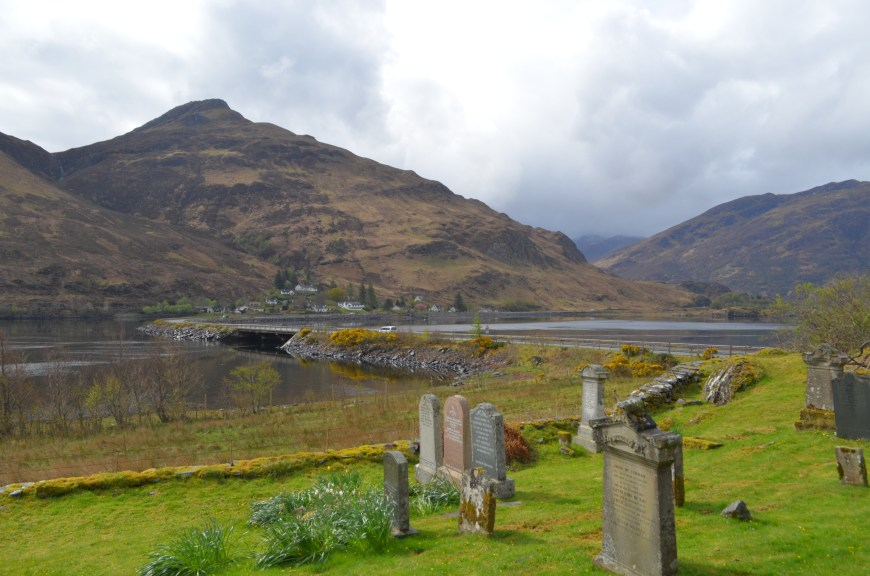 Clachan Duich Scotland Highlands