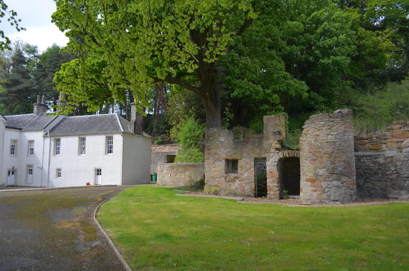 Culross, Fife Scotland