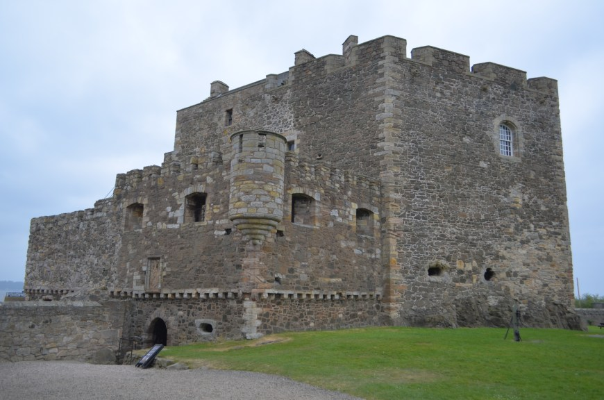 Blackness Castle, Outlander, West Lothian, Scotland