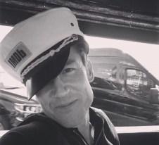 Captain Tobias, steer my ship!