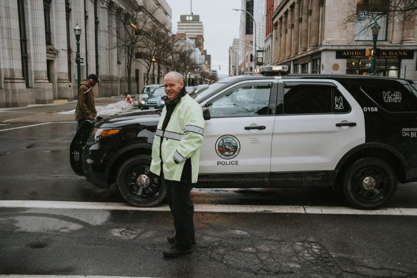 Syracuse Cop