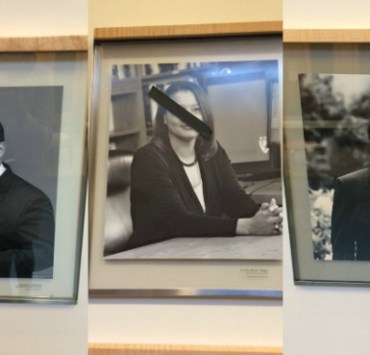 Photos of Black Faculty Debased At Harvard Law