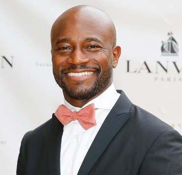 Taye Diggs doesn't want anybody to call his son black. Photo courtesy of eonline.com