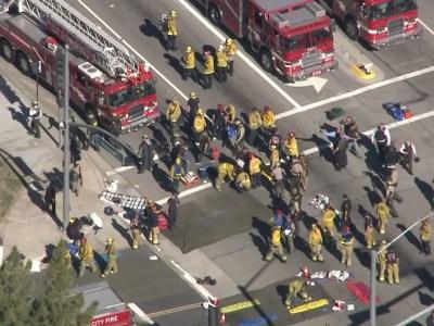 San Bernardino Shootings