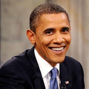 Blackest president ever.