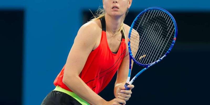Maria-Sharapova–Training—Brisbane-Australia-05