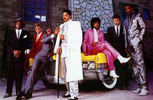 Morris Day and The Time- one of the groups with Prince