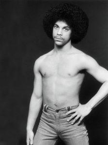 Young Prince circa 1979