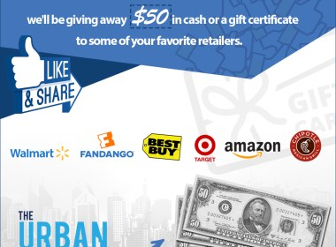$50 Giveaway