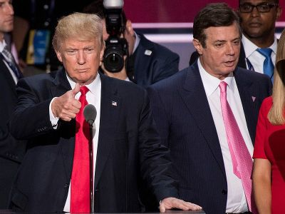 Trump and Manafort