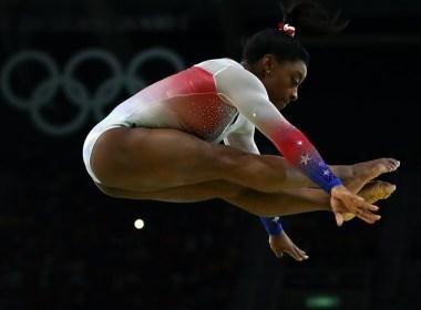 Simone Biles Olympic