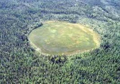 The hypocenter of the Tunguska event today. Photo Credit: Wikimedia commons