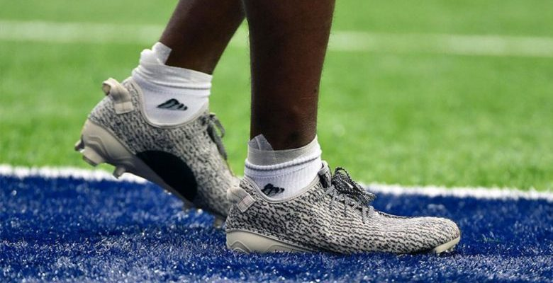 097838ffd NFL Players Will be Fined For Wearing Yeezy Cleats