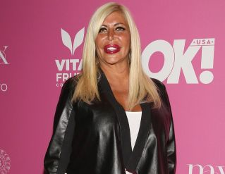 Big Ange, (55) the Mob Wives reality show star and New York bar owner lost her battle with lung and brain cancer on February 18, 2016.