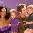 Garcelle Beauvais married Mike Nilon in 2001. Nilon was Beauvais's second husband. The two share have a set of twin boys, Jax and Jaid. Beauvais and Nilon split and divorced after Beauvais discovered that Nilon had been cheating for more than half of their nine-year relationship.