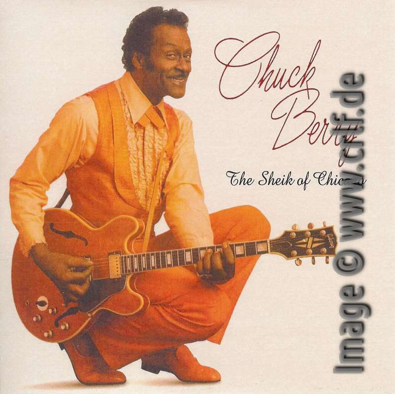 Chuck Berry Cover Scan