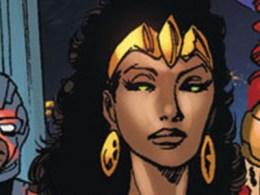 Wonder Woman Nubia