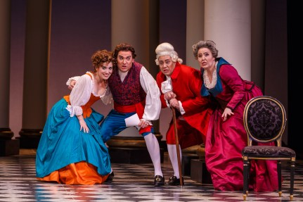 0598 The Marriage Of Figaro