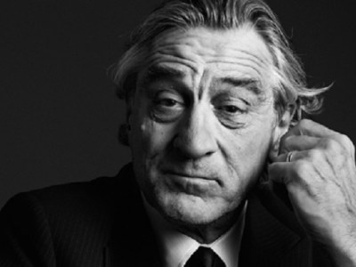 Robert De Niro and Donald Trump rant against each other.